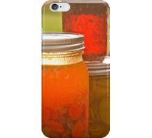 Canning in Autumn iPhone Case/Skin