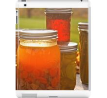 Canning in Autumn iPad Case/Skin