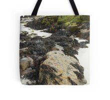 Wild Nature - Rocks, Sand and Seaweed, Great Bernera Tote Bag