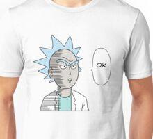 One Punch Rick Unisex T-Shirt