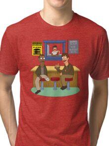 Bob Burgers Tri-blend T-Shirt