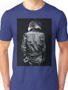 Blue Footed Rebel Unisex T-Shirt