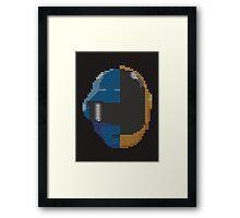 Daft Knit Framed Print