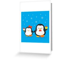 Ice cream time Greeting Card