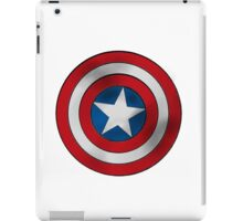 Cap's Shield iPad Case/Skin