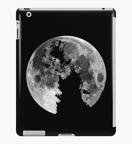World War dalek vs man iPad Case/Skin