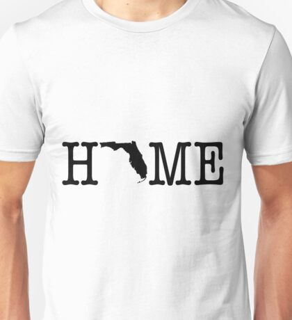 Home - Florida Unisex T-Shirt