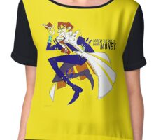 money kaiba Chiffon Top