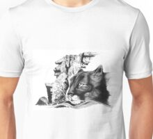 Mountain Lion Unisex T-Shirt