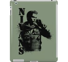 For The BSAA iPad Case/Skin