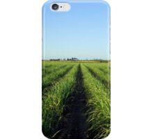 Paddock of Green iPhone Case/Skin