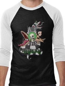 The ghost with the most! Men's Baseball ¾ T-Shirt