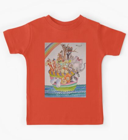Two By Two Kids Tee