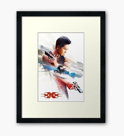 xxx xiang Framed Print