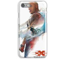 xxx xander cage iPhone Case/Skin