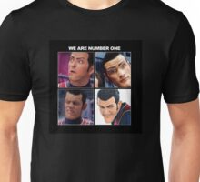 We are number one but it´s Let It Be cover Unisex T-Shirt