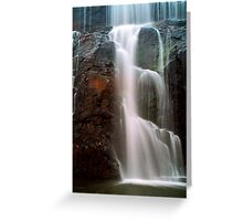 McKenzie Falls 3 Greeting Card