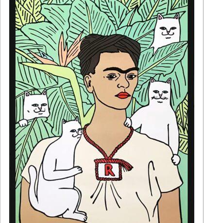 Ripndip Frida Sticker