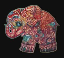 Vintage Elephant TShirt by © Cassidy (Karin) Taylor