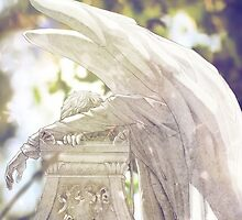 Weeping Angel by midget-banana