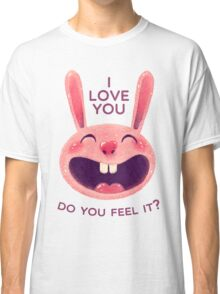 Bunny with love Classic T-Shirt