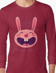 Bunny with love Long Sleeve T-Shirt