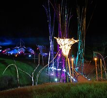 The Bridge - Dragon Dreaming Festival 2014 by Manafold