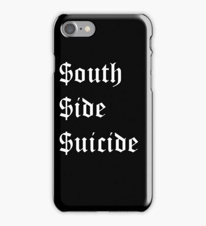 South Side Suicide iPhone Case/Skin