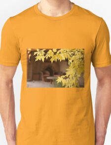 Fall Foliage and Kiva Unisex T-Shirt