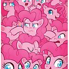 too many pinkie pies by tsurime
