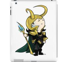Little Loki iPad Case/Skin