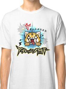 aggressive retsuko Classic T-Shirt