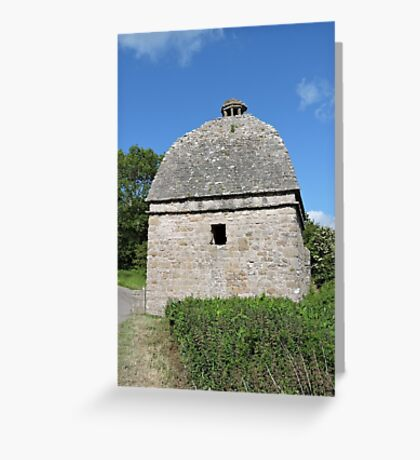 The Dovecote Greeting Card
