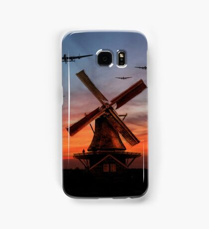 The Bombers Are Coming Samsung Galaxy Case/Skin