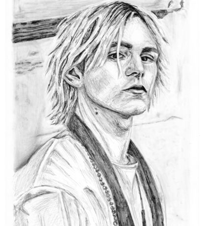 R5 - Ross Lynch [Graphite Series] Sticker