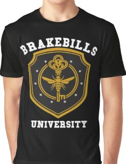 Brakebills University ver.solidtext Graphic T-Shirt