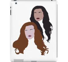 Allison and Lydia iPad Case/Skin