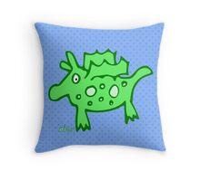 Nits for Kids - Darren the Tasmanian Dragon Cushion Throw Pillow