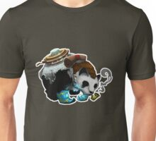magic panda Unisex T-Shirt