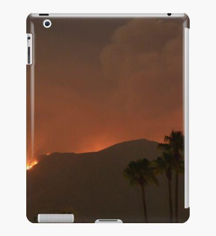 Mountain Fire  iPad Case/Skin