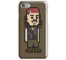 Johnny Depp - Eight-Bit iPhone Case/Skin