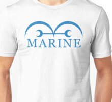<ONE PIECE> Marines Logo Unisex T-Shirt