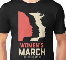 Women's March On Washington Unisex T-Shirt