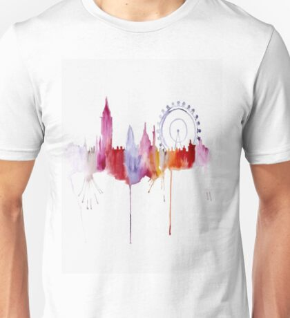 London in color Unisex T-Shirt