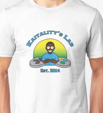 Kaitality's Lab Merch! Unisex T-Shirt