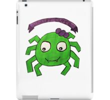 Creepy Cutie Spider  iPad Case/Skin
