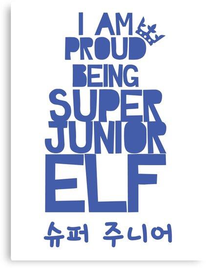 Super Junior ELF by happycheek