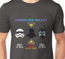 Super 8-bit Wars Unisex T-Shirt
