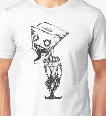 Zombie Inked BSTRD by Mien Wayne Unisex T-Shirt