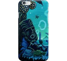 'Blowing Smoke on the Turquoise Coast'  iPhone Case/Skin